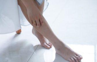 足の汗の対策法は?汗を止めて臭いもさようなら!
